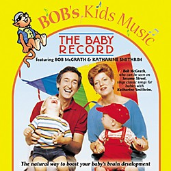 Bob McGrath The Baby Record (CD) (RBBM105)