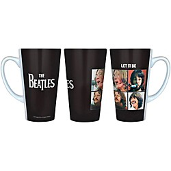 Boelter Brands Beatles Let it Be - Latte Mug (305674)