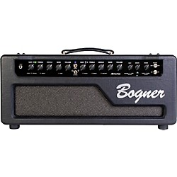 Bogner Alchemist Series Tube Guitar Amp Head (99-021-0215 USED)