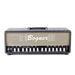Bogner Ecstasy 101B 100W Tube Guitar Amp Head with EL34s (USED005004 ECSTHEADEL34BL)