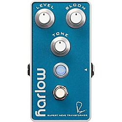 Bogner Harlow Clean Boost Guitar Effects Pedal (HARLOW)