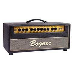 Bogner Shiva Tube Guitar Amp Head with 6L6 Power Tubes (USED004001 SHIA)