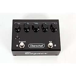 Bogner Uberschall Distortion/Boost Guitar Effects Pedal (USED005014 UBERSCHALL PED)