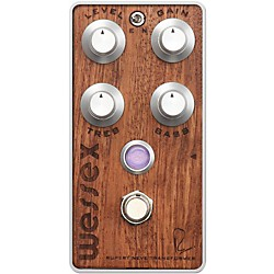 Bogner Wessex - Bubinga Overdrive Guitar Effects Pedal (WESSEX - BUBINGA)