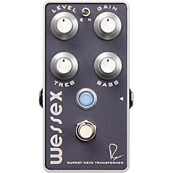 Bogner Wessex Overdrive Guitar Effects Pedal (WESSEX)