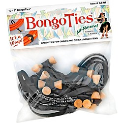 BongoTies All-Purpose Tie Wraps (A5-01)