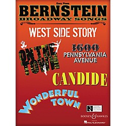 Boosey and Hawkes Bernstein Broadway Songs - Easy Piano (450101)
