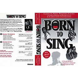 Born to Sing Complete Voice Training Course (Booklet + 2 CDs) (BTS-2-CD)