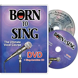 Born to Sing Ultimate Vocal Course (DVD + Sing Aerobics CD) (BTS-DVD-CD)