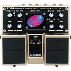 Boss RT-20 Rotary Ensemble Sound Processor (RT-20)
