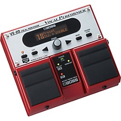 Boss VE-20 Vocal Effects Processor (USED004000 VE-20)