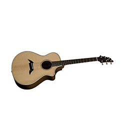 Breedlove American Series C25/SRe Herringbone Acoustic-Electric Guitar (USED004000 Am-C25/SRe-H)