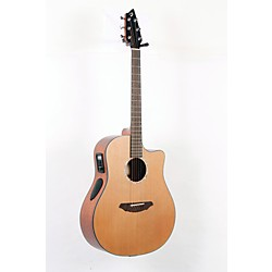 Breedlove Atlas Series Solo D350/CMe Dreadnought Acoustic-Electric Guitar (USED005004 SOLOD350/CM)