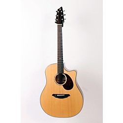 Breedlove Atlas Series Studio D25/SMe Dreadnought Acoustic-Electric Guitar (USED005003 STUDIOD25/SM)