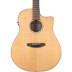 Breedlove Discovery Dreanought Cutaway Acoustic-Electric Guitar (DISDREDCE)
