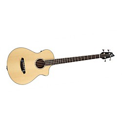 Breedlove Passport B350/SMe4 Acoustic-Electric Bass Guitar (Passport B350/SMe4)