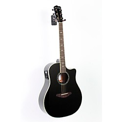 Breedlove Stage Dreadnought Black Magic Acoustic-Electric Guitar (USED005002 STGDREDBKM)