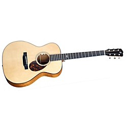 Breedlove Voice Revival OM/SMe Acoustic-Electric Guitar (VoiceOM/SMe)