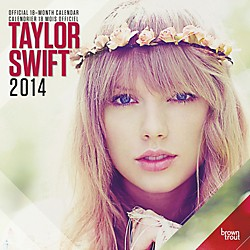 Browntrout Publishing Taylor Swift 2014 Calendar Square 12x12 (9781465012791)