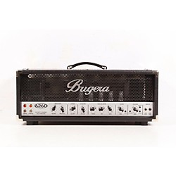 Bugera 6260 Infinium 120W 2-Channel Tube Guitar Amp Head (USED005005 6260INFINIUM)