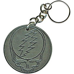 C&D Visionary Grateful Dead Steal Face Metal Keychain (K-1001-E)