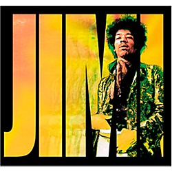 C&D Visionary Jimi Hendrix Logo Sticker (S-7456)