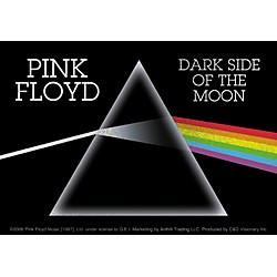 C&D Visionary Pink Floyd Dark Side Sticker (S5252G)
