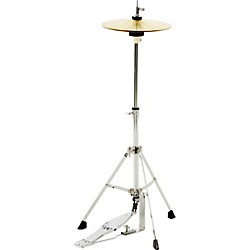 CB Percussion JRX07C Mini Hi Hat Stand with cymbals (JRX07C_38537)