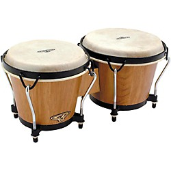 CP CP221 Tunable Bongos with Bag (CP221-DW)