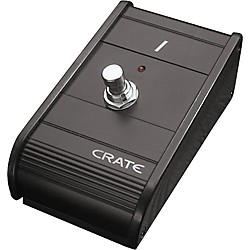 CRATE CFS1 1 Button Footswitch (CFS1)