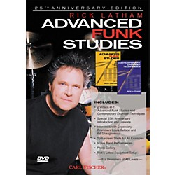 Carl Fischer Advanced Funk Studies for Drums (DVD) (DVD18)