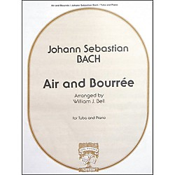 Carl Fischer Air And Bourree (W1647)