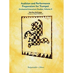 Carl Fischer Audition & Performance Preparation for Trumpet Volume 2 Book (BQ2)