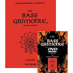 Carl Fischer Bass Grimoire Book & DVD Package (Kit-908917)