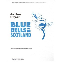 Carl Fischer Blue Bells Of Scotland (W2490)
