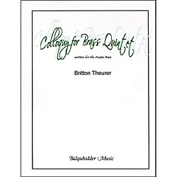 Carl Fischer Colloquy for Brass Quintet Book (BQ100)