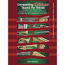 Carl Fischer Compatible Christmas Duets for Winds: Clarinet / Trumpet / Baritone T.C. / Tenor Saxophone (WF149)