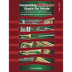 Carl Fischer Compatible Christmas Duets for Winds: Flute / Oboe (WF148)