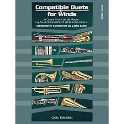 Carl Fischer Compatible Duets for Winds: Flute/Oboe Book (WF93)
