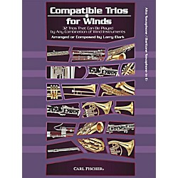 Carl Fischer Compatible Trios for Winds - Eb Alto and Baritone Sax (WF130)