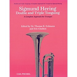 Carl Fischer Double & Triple Tonguing - A Complete Approach for Trumpet (WF26)