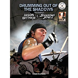 Carl Fischer Drumming Out of the Shadows Book/CD (DRM123)