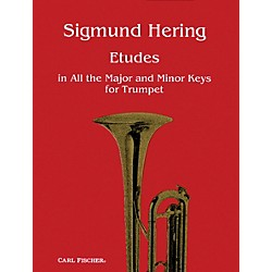 Carl Fischer Etudes in All the Major and Minor Keys for Trumpet (O4967)