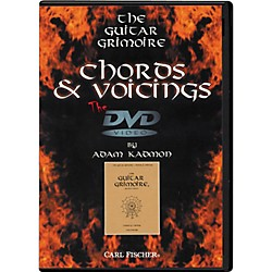 Carl Fischer Guitar Grimoire Vol. 2 Chords and Voicings DVD (DVD3)