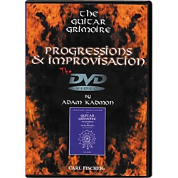 Carl Fischer Guitar Grimoire Vol. 3 Progressions and Improvisations DVD (DVD4)