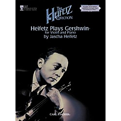 Carl Fischer Heifetz Plays Gershwin (ATF134)