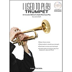 Carl Fischer I Used To Play Trumpet Book/CD (WF90)