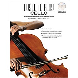 Carl Fischer I Used to Play Cello Book/CD (BF66)