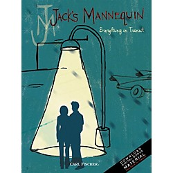Carl Fischer Jack's Mannequin Songbook - Everything in Transit (VF16)