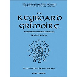 Carl Fischer Keyboard Grimoire - A Complete Guide for the Guitarist and Keyboardist (GT4)